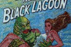 The Creature from the Black Lagoon 30×40